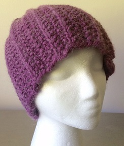 Photo of Deep Knit Hat