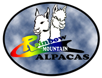 Rainbow Mountain Alpacas - Logo