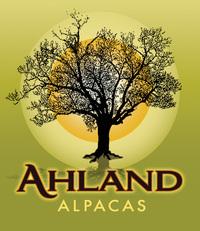 Ahland Alpacas - Logo
