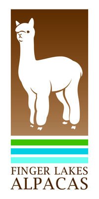Finger Lakes Alpacas - Logo