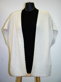 Photo of Alpaca SS Sweater Vest-Includes Shipping