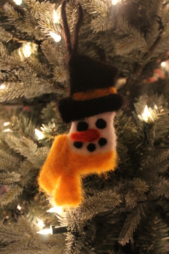 Photo of Christmas Stocking Ornament