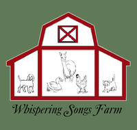 Whispering Songs Farm - Logo