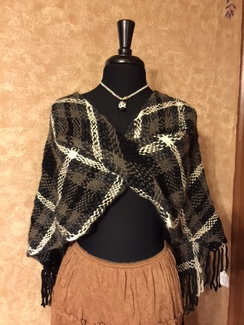 Photo of Mobius Triangle Shawl