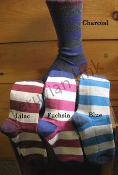 Photo of Women's Striped Dress Socks