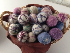 Photo of Dryer Balls - wide range of colors