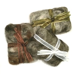 Photo of Felted Goat Milk & Silk Soap
