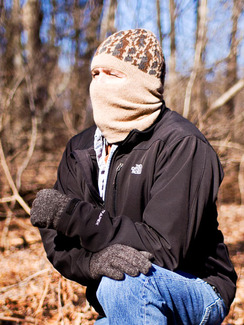 Photo of Camo Hunting Mask
