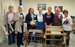 2014 Weaving Class