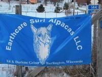 Earthcare Suri Alpacas LLC. - Logo