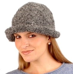 Photo of Boucle Alpaca Hat