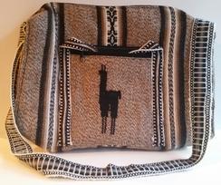 Photo of Alpaca Duffel Bag