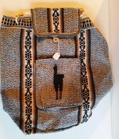 Photo of Alpaca Backpack