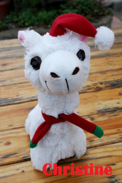 Photo of Paca Buddies - Stuffed Alpaca