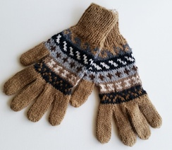 Photo of Alpaca Gloves (More Colors)