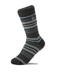 Photo of Alpaca Stripe Socks