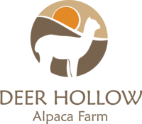 Deer Hollow Alpaca Farm - Logo