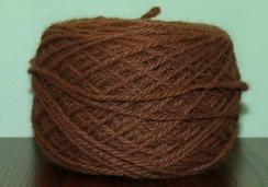 Photo of Yarn - 100% Alpaca - Light Brown