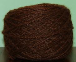 Photo of Yarn - 100% Alpaca - Medium Brown