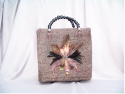 Photo of Dusty Rose Handbag