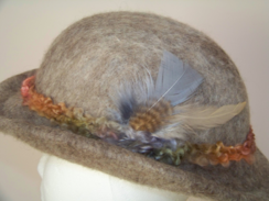 "Photo of ""Waverly"" Bowler Hat"
