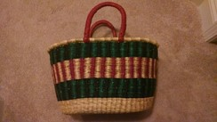 Photo of Oval -Shaped Baskets- SOLD