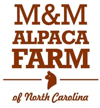 M&M Alpaca Farms of NC - Logo