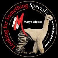 Mary's Alpaca - Logo