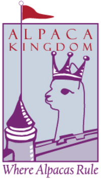 Alpaca Kingdom - Logo