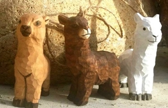 Photo of Alpaca Ornament