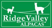 Ridge Valley Alpacas - Logo