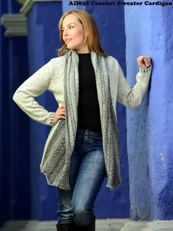 Photo of Crochet Cardigan