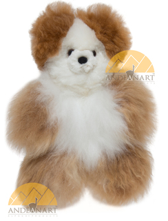 "Photo of 7"" Alpaca Teddy Bear"