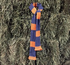 Photo of Little Folk Scarf - Blue & Orange