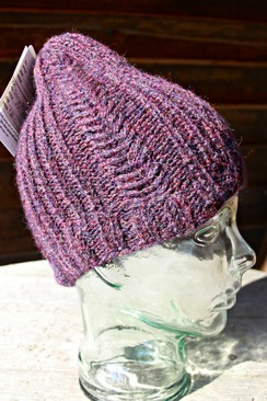 Photo of Trenza cabled hat