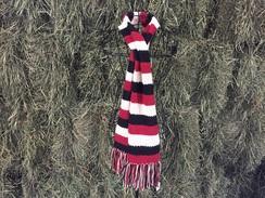 Photo of Alpaca Scarf - Striped
