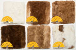 Photo of Alpaca Fur Pillow Cover