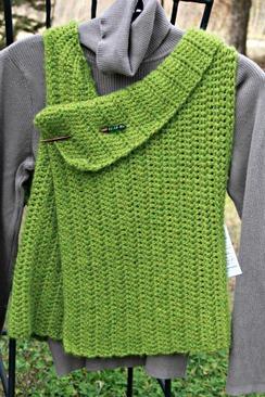 Photo of Moss vest