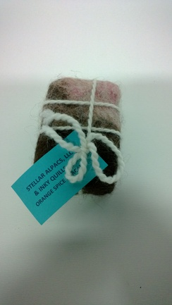 Photo of Soap -Felted