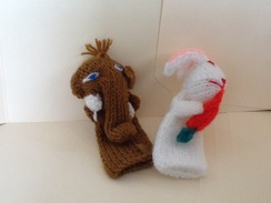 Photo of Finger Puppet
