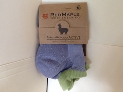 Photo of Red Maple socks