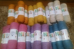 Photo of WL1 State Flowers Ultra-Fine Sport Yarn