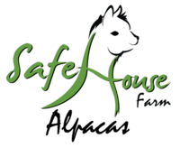 SafeHouse Farm Alpacas - Logo