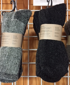 Photo of Alpaca Survival Socks - XSmall