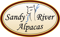 Sandy River Alpacas, LLC - Logo