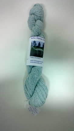 Photo of Teal Yarn