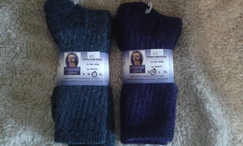 Photo of Dyed Survival socks