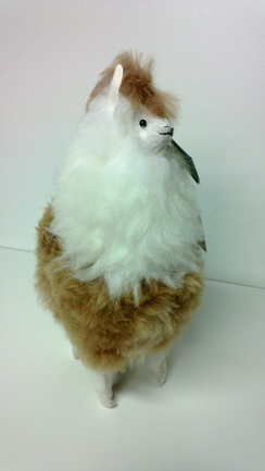 Photo of Toy Alpaca - small