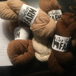 Photo of Yarn from Our Father's Farm Animals