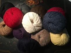 Photo of Baby Alpaca Yarn from Peru